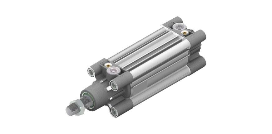 กระบอกลม (Pneumatic Air Cylinder)