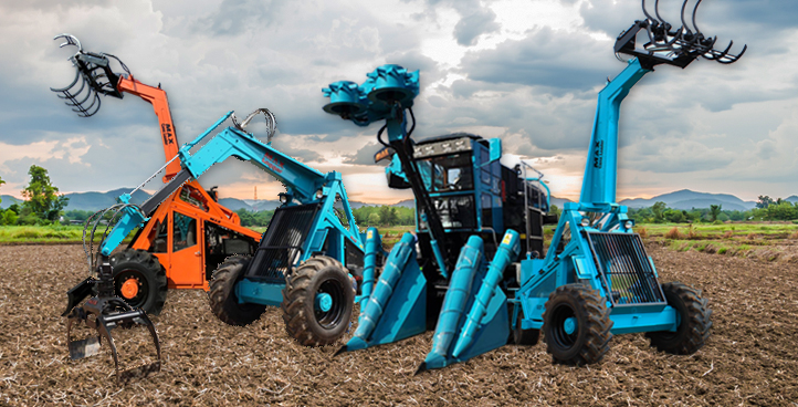 เครื่องจักรกลการเกษตรและอะไหล่